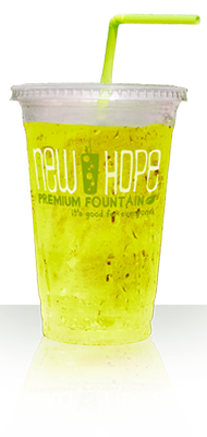 Green Apple : Fountain Fizz